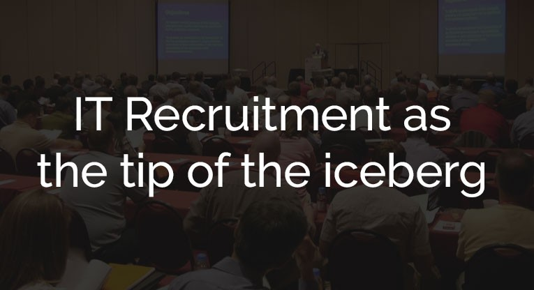 Startit meetup – IT Recruitment as the tip of the iceberg