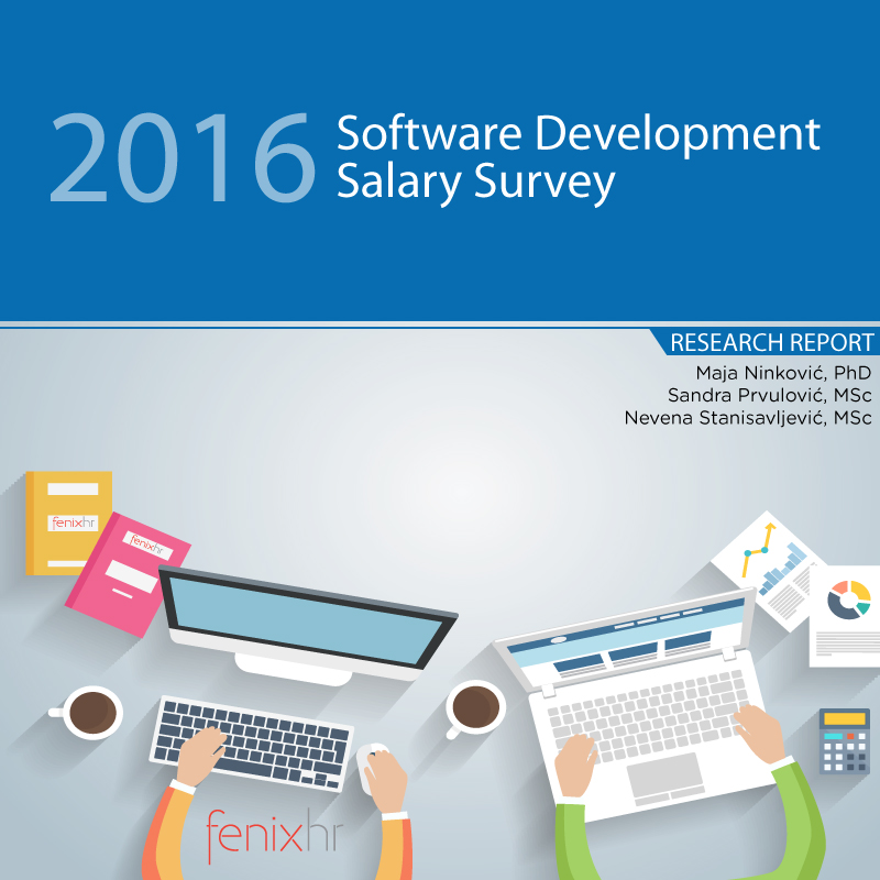 2016 NATIONAL SALARY AND BENEFITS IN SOFTWARE DEVELOPMENT SURVEY