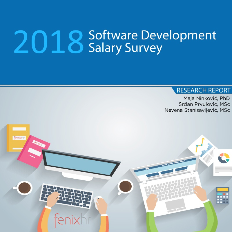 2018 NATIONAL SALARY AND BENEFITS IN SOFTWARE DEVELOPMENT SURVEY